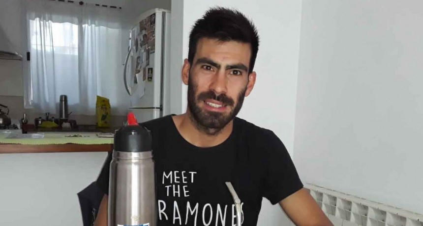 Sergio Cenzano: 'En Independiente me hicieron sentir como en mi casa desde el primer día'