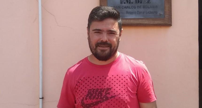 Gonzalo Díaz: 'Año a año el futbol rural ha mejorado, se ha puesto más competitivo y hay que estar a la altura de eso'