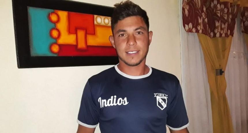Agustín Barros: 'Nosotros solo nos preocuparemos por sumar y dejamos que el rival se preocupe por nosotros'