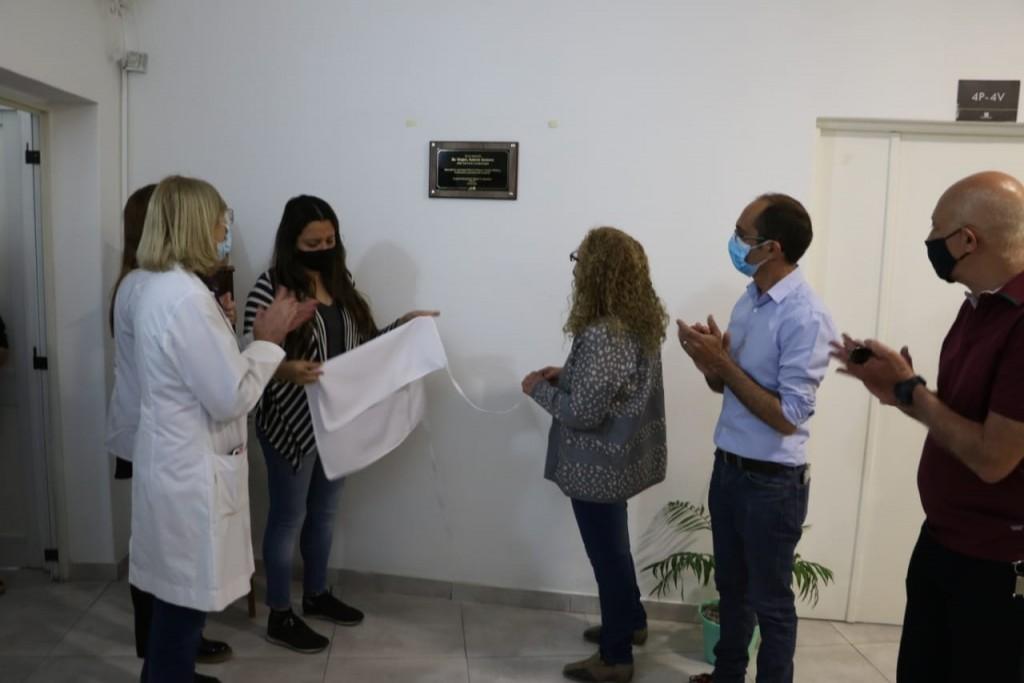 Homenajearon al doctor Gabriel Virgini