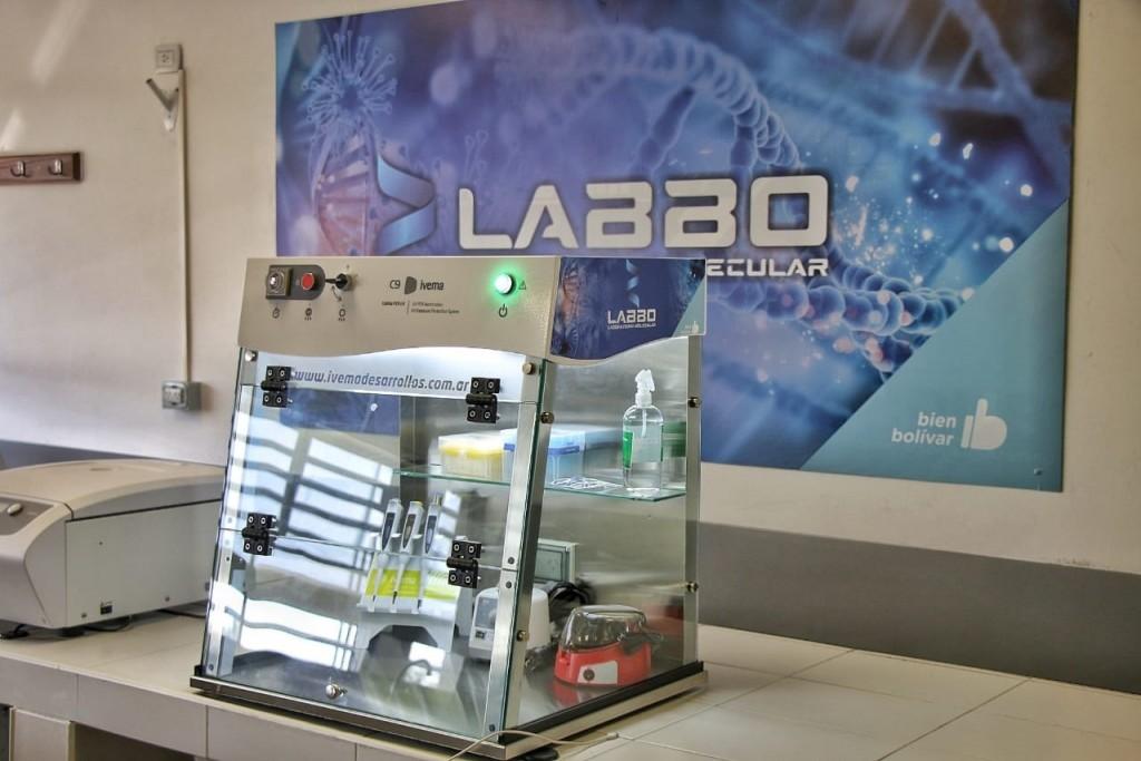 Laboratorio de Biología Molecular Bolívar: este viernes un día clave para medir la realidad pandémica de Bolívar