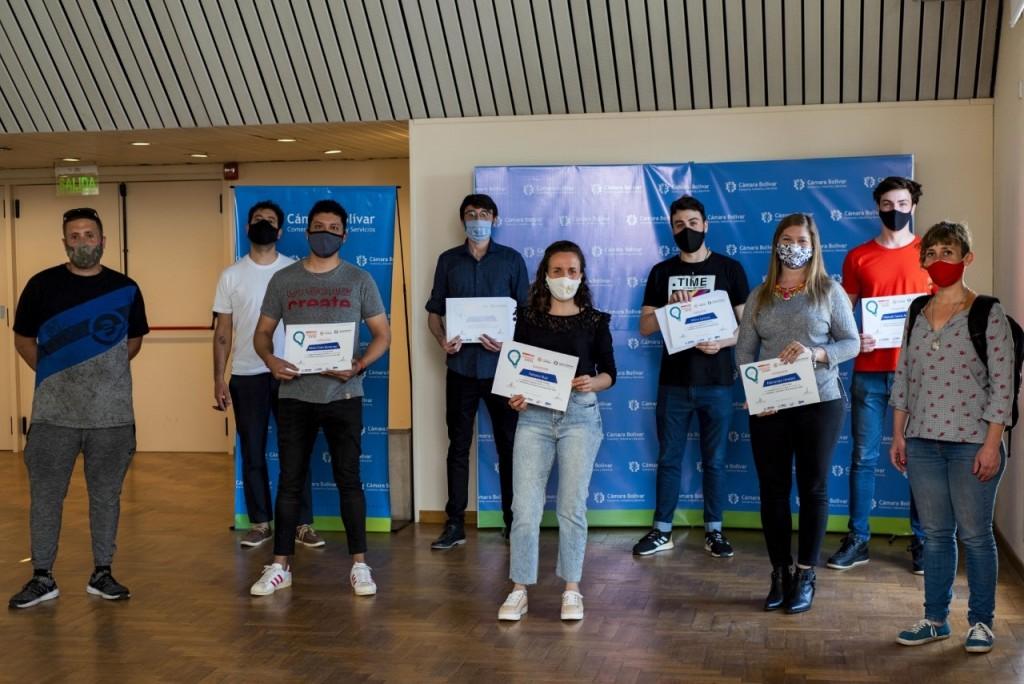 Se entregó el Premio Joven Empresario 2020