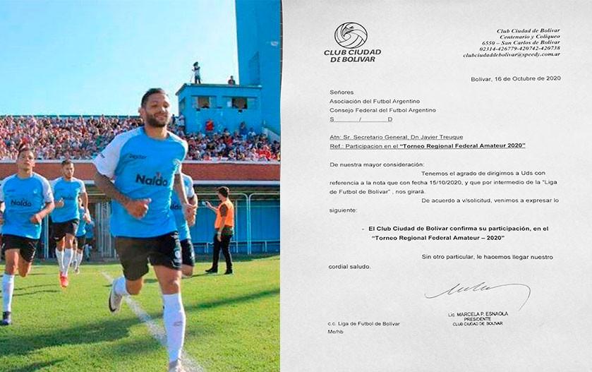 Club Ciudad: Todo el plantel será hisopado para luego quedar habilitado para comenzar con los entrenamientos