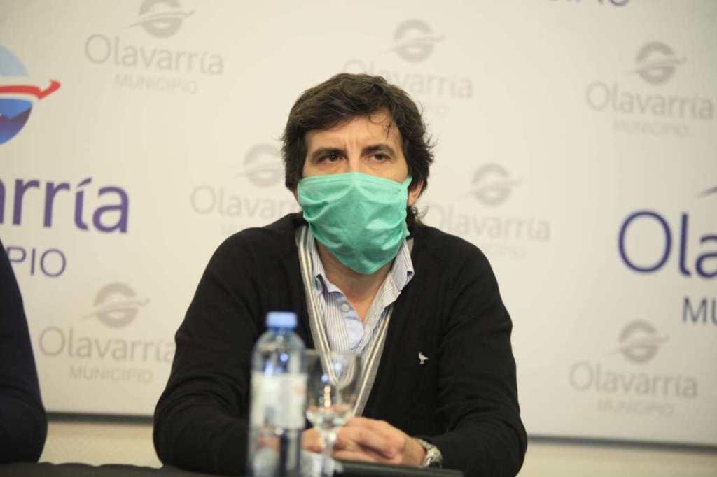 """Ramiro Borzi: """"Seguimos mirando con atención las camas disponibles de terapia, algo que dos meses atrás parecía lejano"""""""
