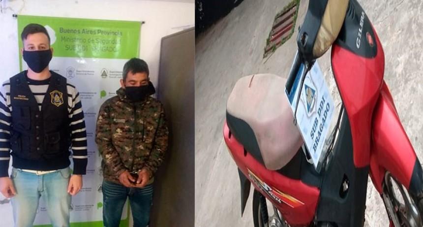 Perte Oficial Sub DDI: Detuvieron en 9 de Julio a Sebastián Ricardo por dos hechos cometidos en Bolívar