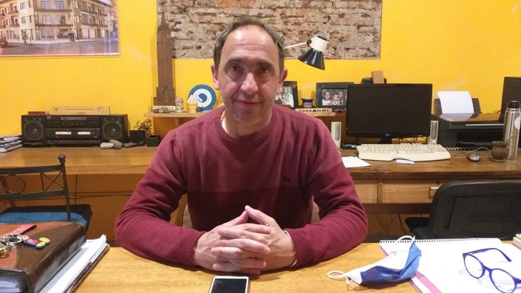 Luciano Carballo Laveglia; 'A partir del lanzamiento oficial de la campaña comenzaremos a caminar y a vernos más seguido'