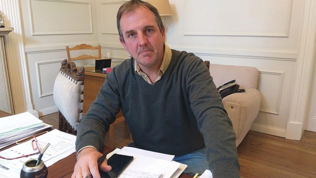 Jose Gabriel Erreca: 'Yo no voy a perder el contacto con la gente, esté o no en un cargo político'