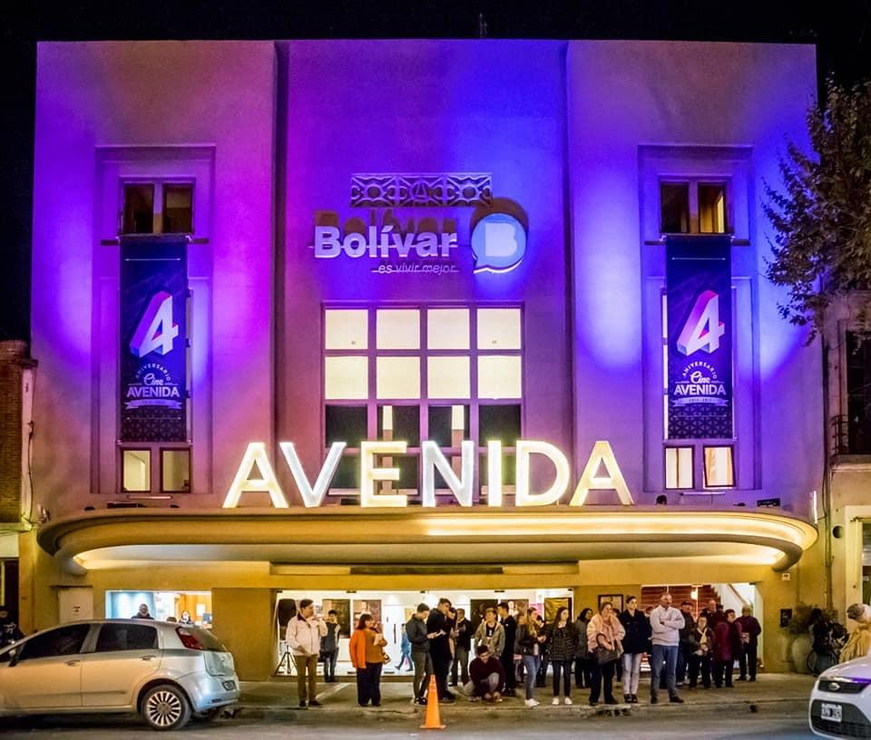 Se cumplieron 8 años de la recuperación del Cine Avenida y se celebra hoy