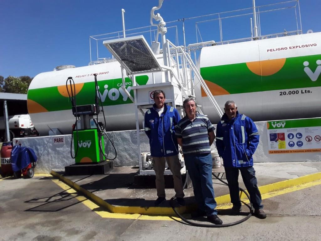 Cikro Combustibles ya se encuentra trabajando en Bolívar con servicios para el agro