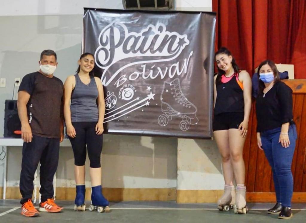Deportistas locales participarán del Torneo Nacional de Patinaje Artístico