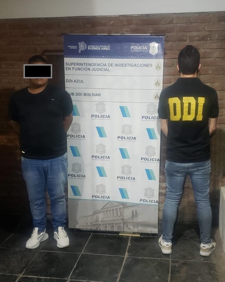 La Sub DDI detuvo  a un imputado de