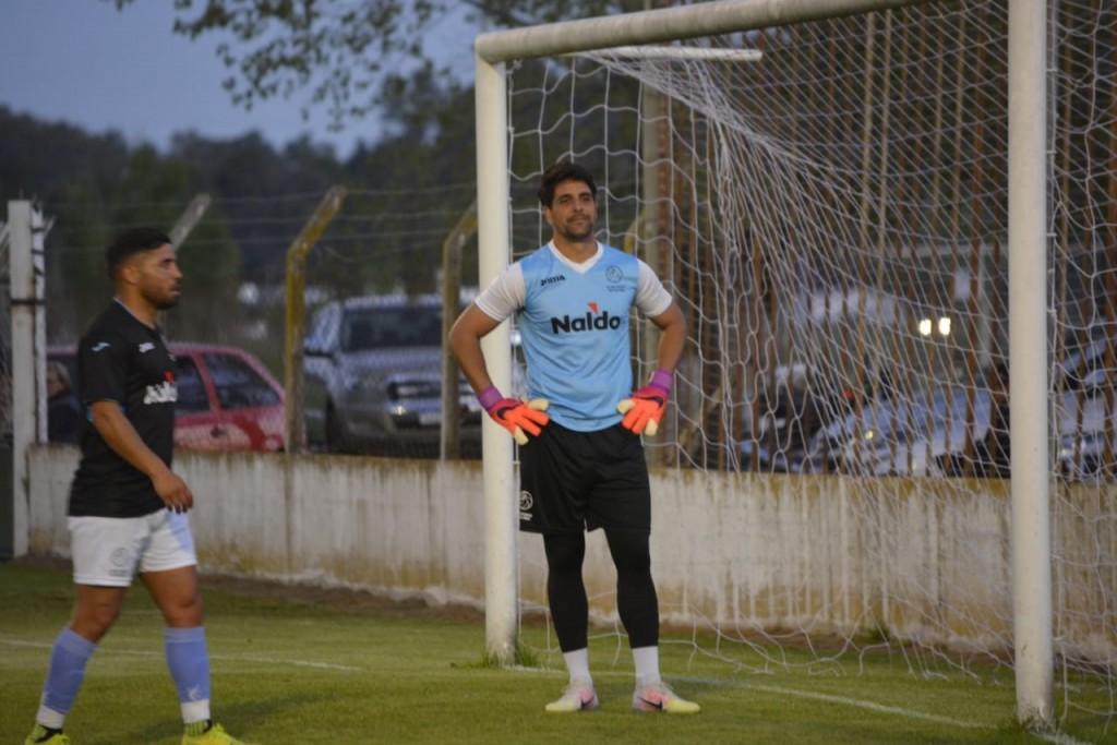 """Yonatan Arana: """"El Club Ciudad, para mí hoy, es un regalo de todo lo que yo le di al fútbol"""""""