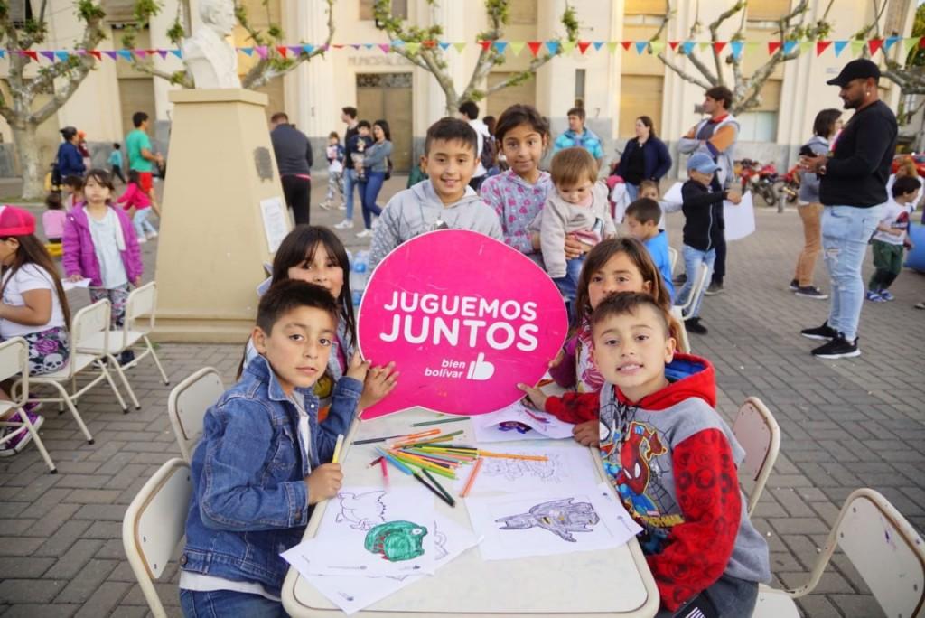El Centro Cívico se vistió de fiesta para la vuelta de Cultura Activa