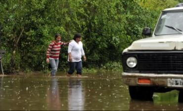Luján: hallaron muerto al chico desaparecido durante el temporal