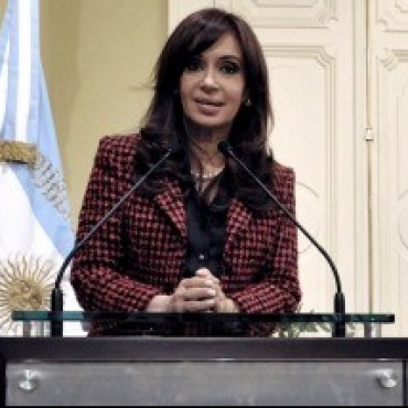 Cristina Fernández fue internada en el Sanatorio Otamendi por un cuadro febril