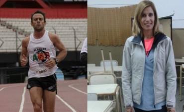 Atletas bolivarenses en la Copa Ciudad de Nueve de Julio
