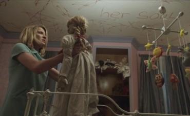 Annabelle se presentará en el Cine Avenida