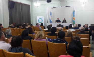 El Intendente se reunió con más de 70 microemprendedores