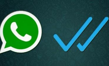 WhatsApp empieza a notificar cuando se lee un mensaje