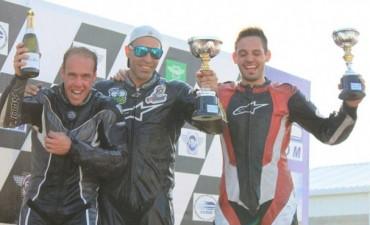 Motociclismo: Ramiro Urruty y una victoria contundente en Junín