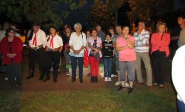 Salinas Grandes realizó su acto por el día de la Tradición