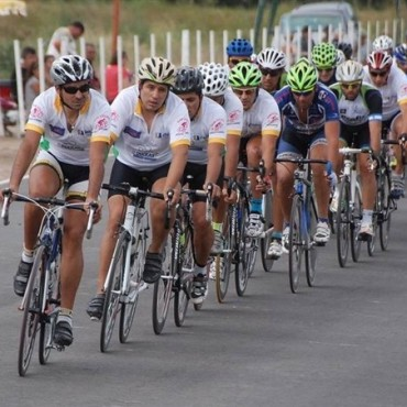 Ciclismo: Buena participación de los bolivarenses en Pehuajó