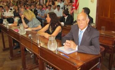 Décima Sesión Ordinaria del Honorable Concejo de Deliberante