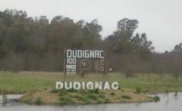 Investigan la muerte de una menor en Dudignac