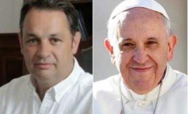 General Alvear: El Intendente Celillo será recibido por el 'Papa Francisco'
