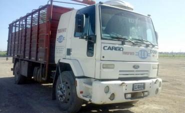Olavarría: Recuperaron un camión robado en Benito Juárez