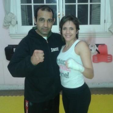 Club Villa Juana: Se prepara el evento de boxeo y Kickboxing para mañana