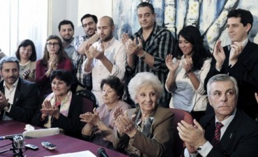'Abuelas de Plaza de Mayo' recuperó la identidad del nieto 118