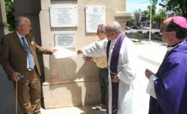 Gorosito hizo un aporte de 150 mil pesos a una iglesia de Saladillo