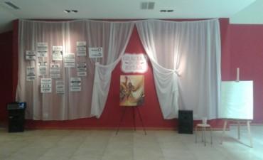 Este viernes 6 de noviembre se desarrolló la 1º Expo Arte 2015