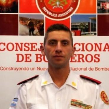 Bomberos Voluntarios: Dos días de duelo por el fallecimiento de Sergio Morales