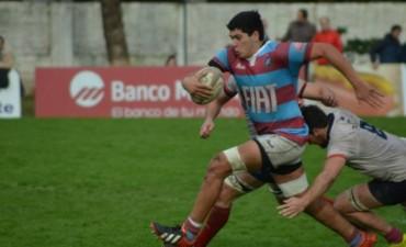RUGBY UROBA: Con presencia de Ocampo, Uroba ganó ante Chubut