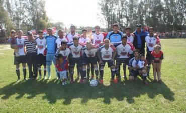 Liga Pehuajense: La primera final fue para Defensores del Este