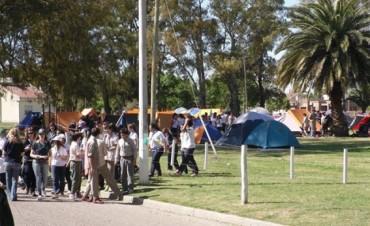 'Endiozo Scout':Más de 800 personas en el 37º Encuentro Regional y Diocesano de Guías y Scouts