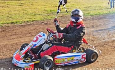 Karting del Centro: Grandes actuaciones de los bolivarenses en Lincoln