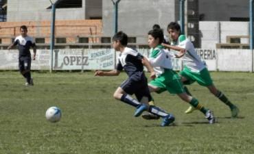 Fútbol de Inferiores: Se jugó la cuarta fecha del Torneo Clausura
