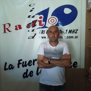 Jorge Bergallo: 'Mi decisión de accionar judicialmente no tiene marcha atrás'