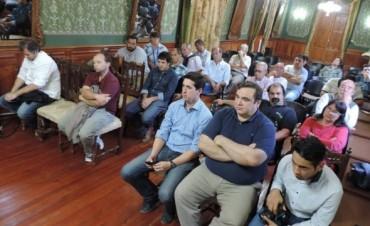 Bolívar participó de un encuentro de trabajo con la Subsecretaría de Agricultura Familiar