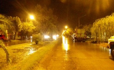 Lluvias en Bolívar y la zona: Registros que varían desde 15 hasta 35 milímetros