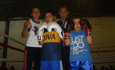 Box Amateaur: Se dieron combates de lujo en Del Valle