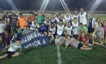 Tercera División LPF: Independiente gritó campeón en el 'Estadio Municipal'