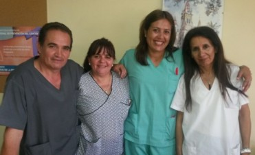 El viernes se festejarán el 'Día del Enfermero' en Bolívar