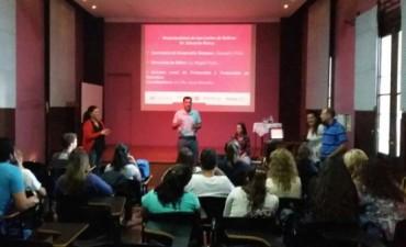 Instituto Jesús Sacramentado: El 'Servicio Local Municipal' dio una charla