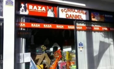 'Forrajería Daniel', al servicio de tus mascotas