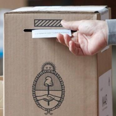 Rige la veda electoral en todo el país