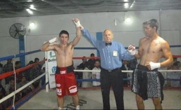 Boxeo: Federico 'Chori' Coronel ganó por K.O